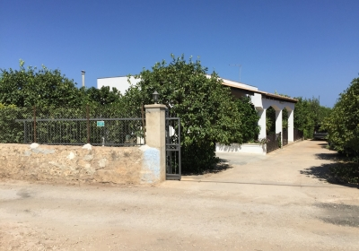 Casa Vacanze Villa Villa Chiara Oasi Di Vendicari